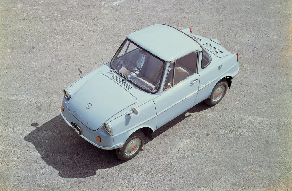 Mazda R 360 Coupé.