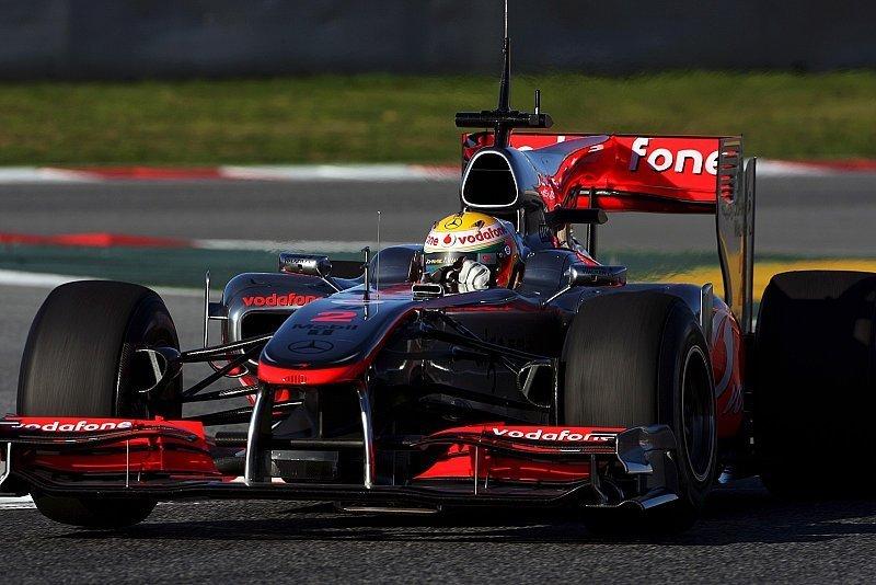 McLaren jagt Ferrari: Button und Hamilton optimistisch