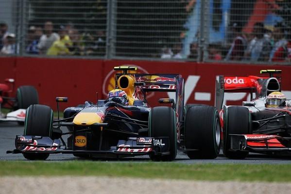 McLaren protestiert nicht gegen Red Bull: Hat Whitmarsh nicht nötig