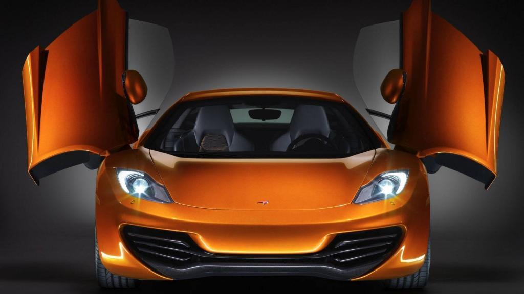 McLaren will