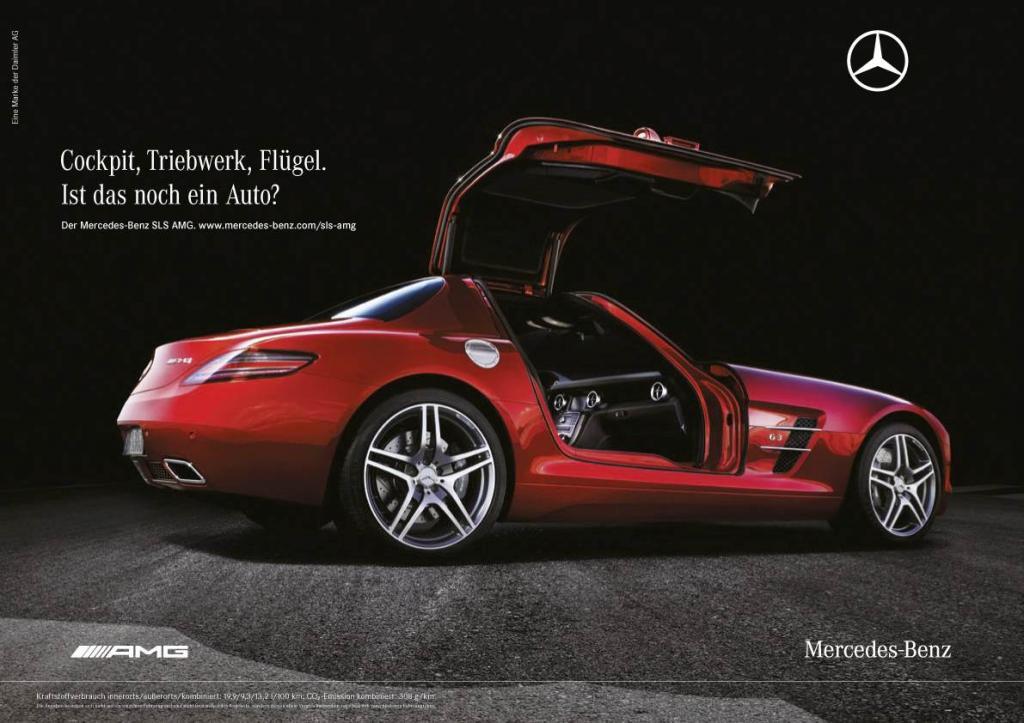 Mercedes-Benz-Spot mit Michael Schumacher sehr erfolgreich