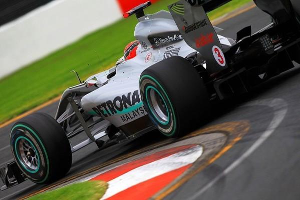 Mercedes: Rosberg und Schumacher zuversichtlich: Heimspiel für Petronas