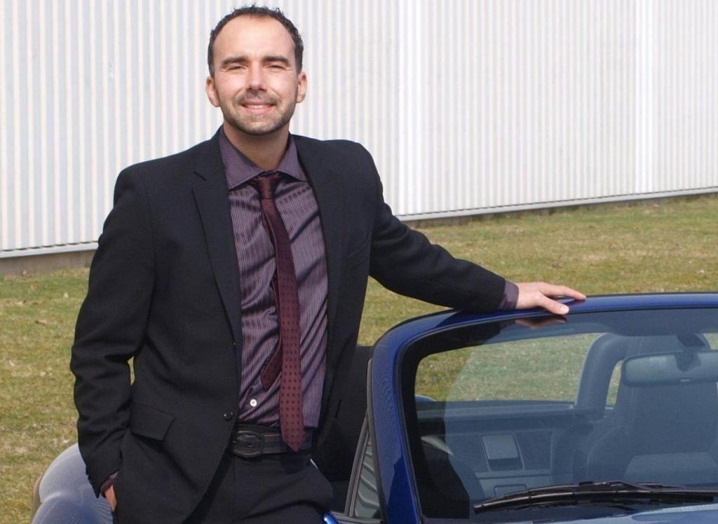 Michael Kraus neuer Leiter Produktmarketing bei Mazda