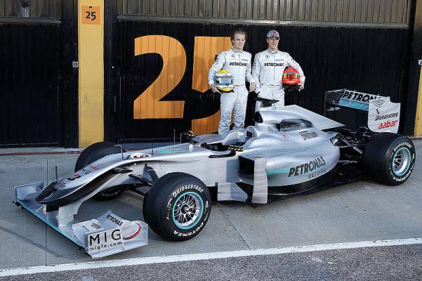 Michael Schumacher über Nico Rosberg: Positiv überrascht