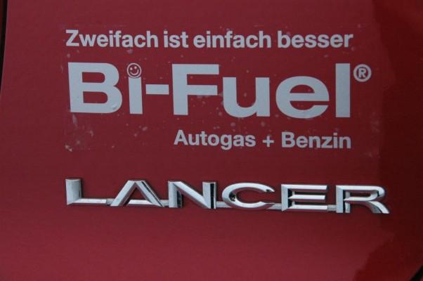 Mitsubishi Lancer erhält kostenlos Autogasanlage