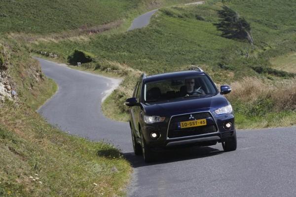 Mitsubishi Outlander jetzt auch als Fronttriebler