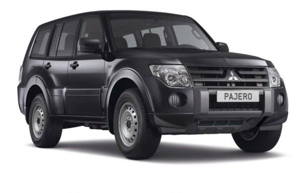 Mitsubishi bietet für den Pajero neues Basismodell an
