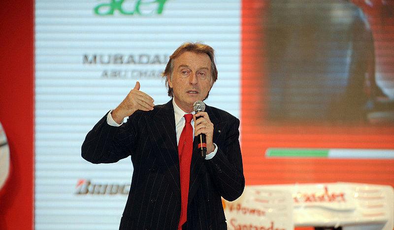 Montezemolo: Wir wollen die Besten sein: Nur der Titel zählt