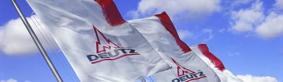 Motorenhersteller Deutz blickt optimistisch in die Zukunft