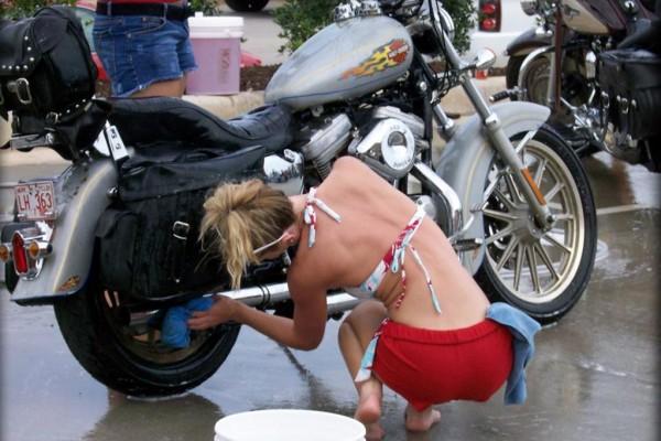 Motorrad: Tipps fürs Frühlingserwachen