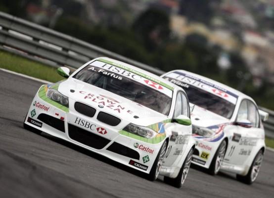 Motorsportsaison 2010 in Gelb und Grün
