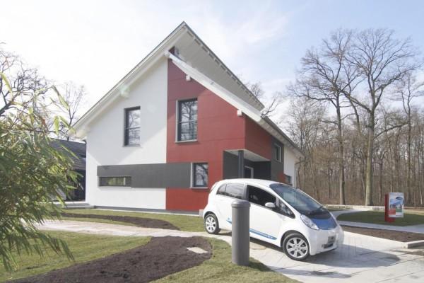 Neues Mobilitätskonzept: Mein Haus, mein Auto, meine Stromtankstelle