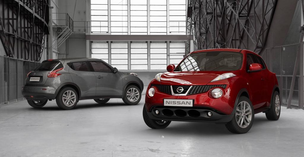 Nissan beweist modellstrategische Weitsicht - Bild