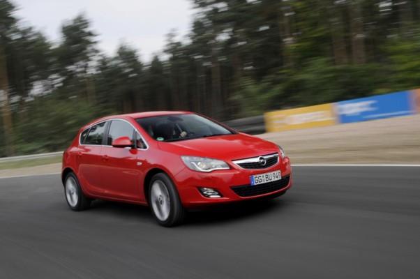 Opel Astra übertrifft die Erwartungen