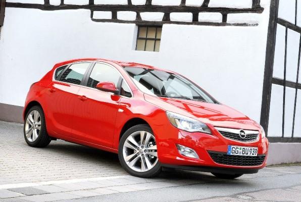 Opel Astra gewinnt red-dot-design-award