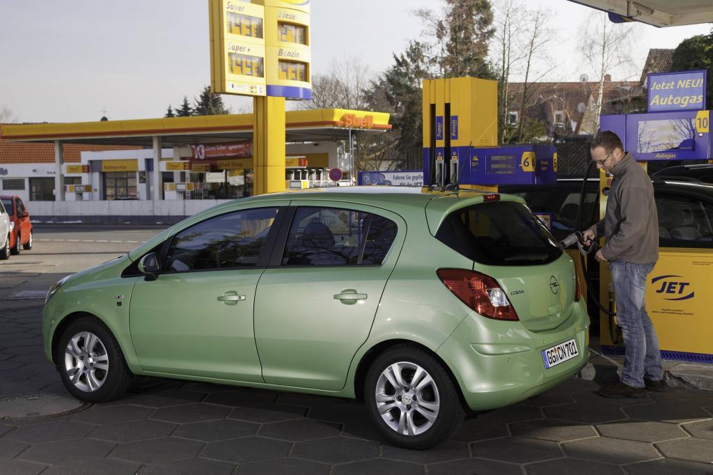 Opel halbiert Aufpreis für Autogas ab Werk