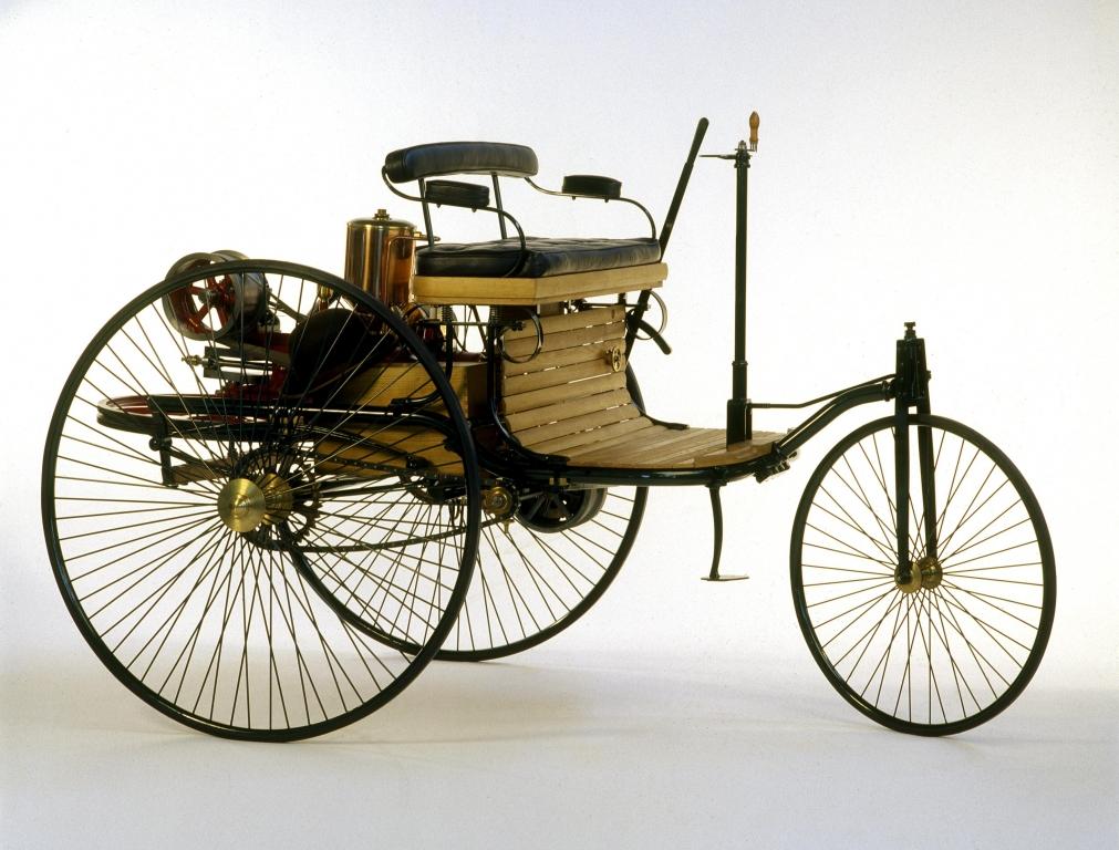 Patent-Motorwagen