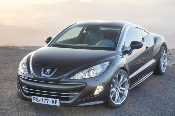 Peugeot RCZ erhält ''red dot design award 2010''