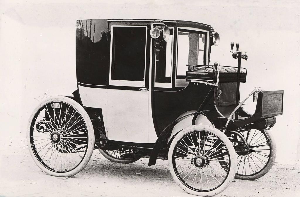 Peugeot Typ 21 (1898 bis 1901).
