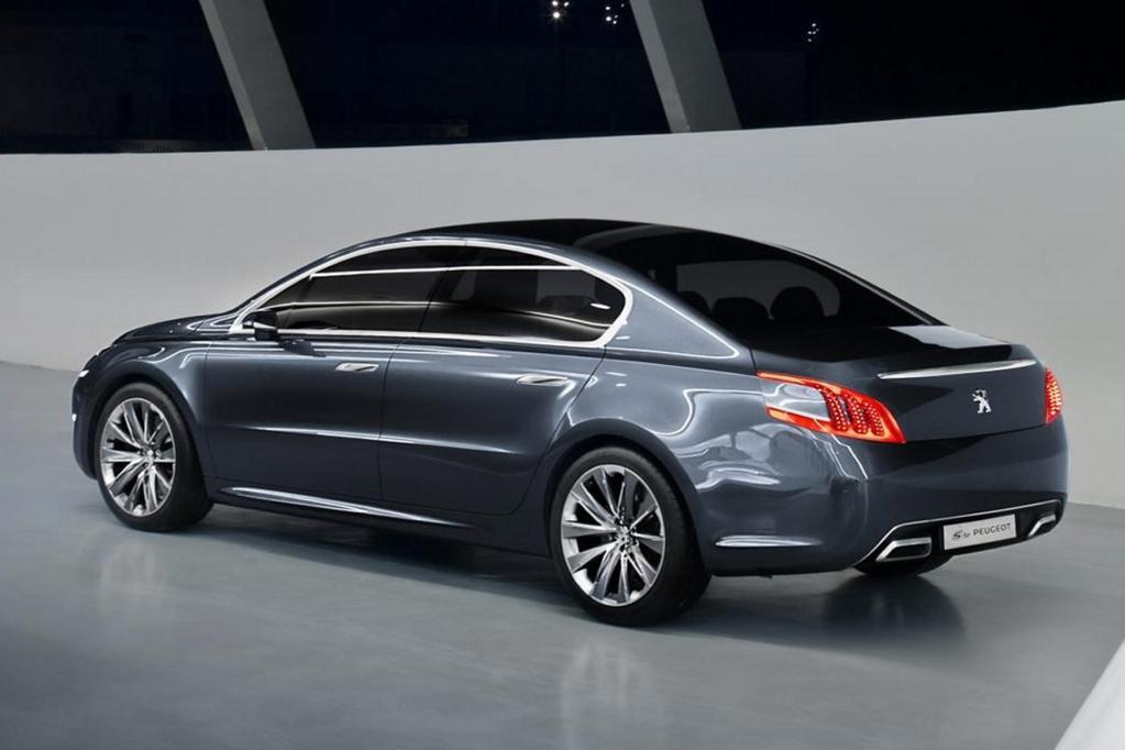 Peugeot baut neue Limousine und Oberklasse-Kombi