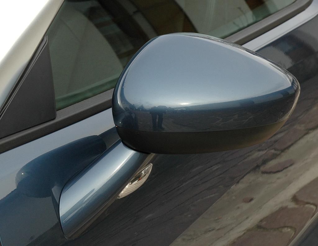 Peugeots neues RCZ-Sportcoupé: Außenspiegel.