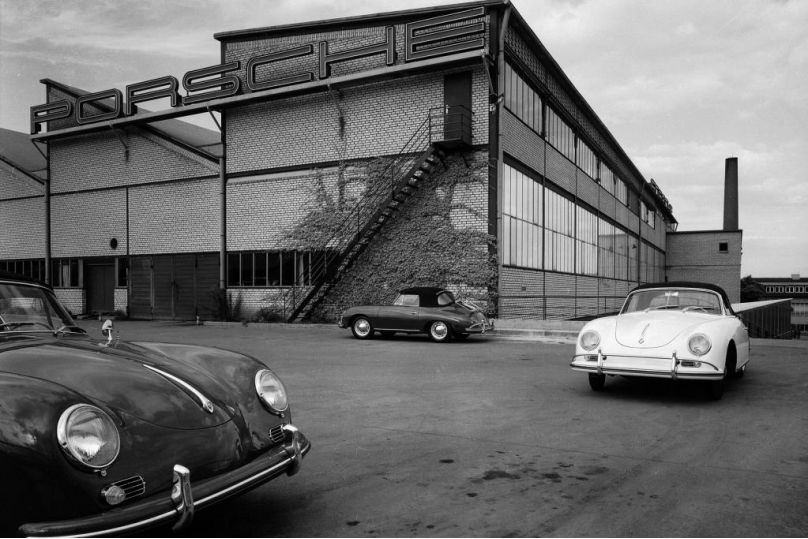 Porsche: 60 Jahre Produktion in Zuffenhausen