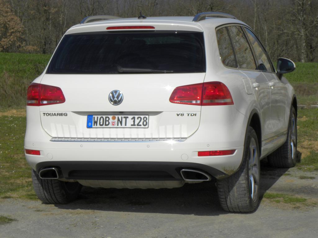 Pressepräsentation Volkswagen Touareg: Auch eine Art von Landflucht - Bild