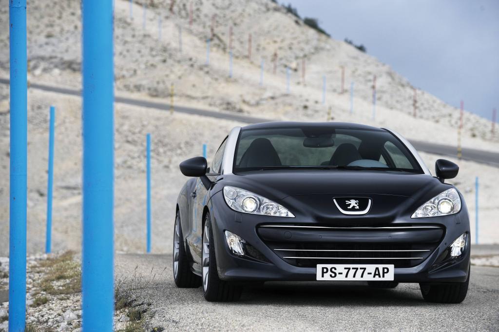 RCZ setzt bei Peugeot die über 110 Jahre alte Coupé-Tradition fort