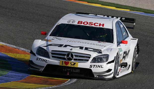 Ralf Schumacher toppt Testfahrten: Bestzeit zum Abschluss