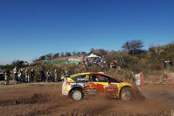 Rallye Mexiko Tag 1: Solberg vor Ogier: Überraschungs-Duo an der Spitze