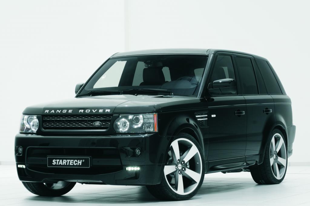 Range Rover Sport von Startech.