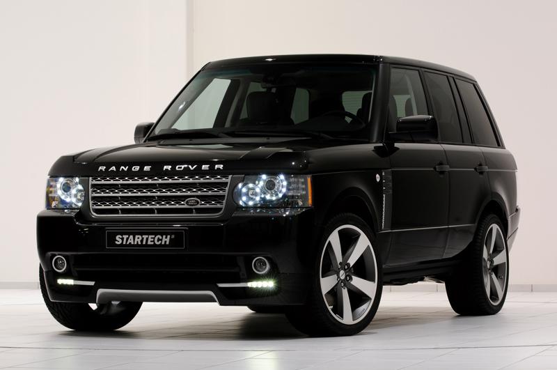 Range Rover im STARTECH-Look