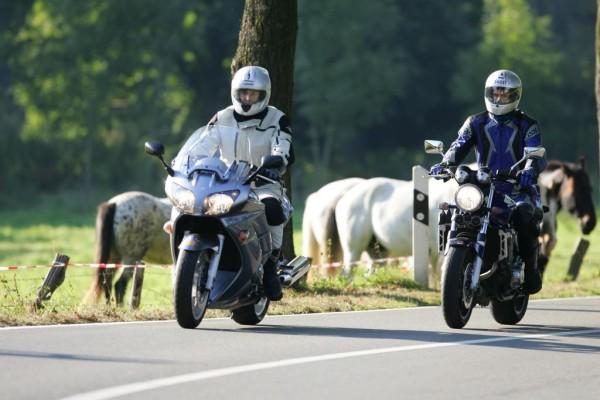 Ratgeber: So geht es sicher in  die neue Motorradsaison