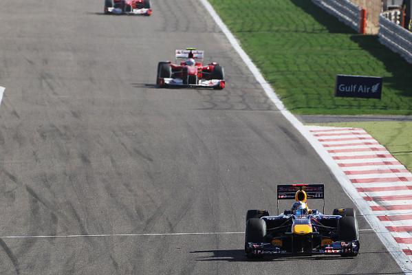 Red Bull blickt wieder auf Renault: Alonso sieht Ferrari hinter Red Bull