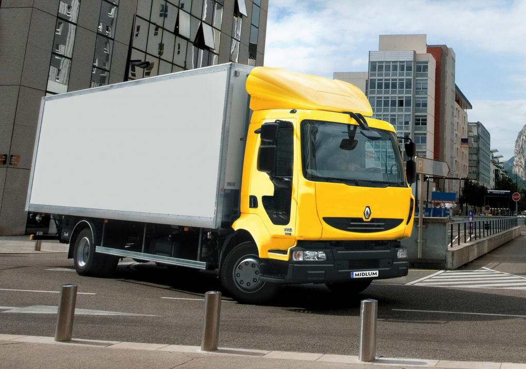 Renault Trucks liefert bis zu 80 Lkw an DHL