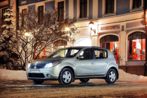 Renault produziert Dacia Sandero in Russland