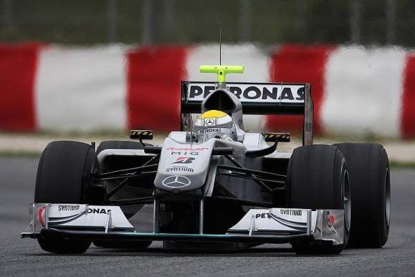 Rosberg wollte Schumachers Respekt: Das war mir wichtig