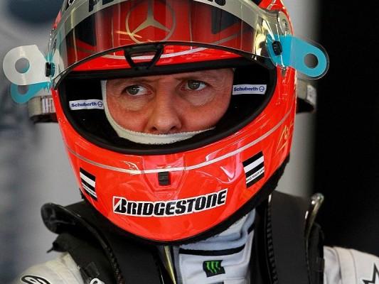 Schumacher nach Platz sieben nicht enttäuscht: Realistische Abstände