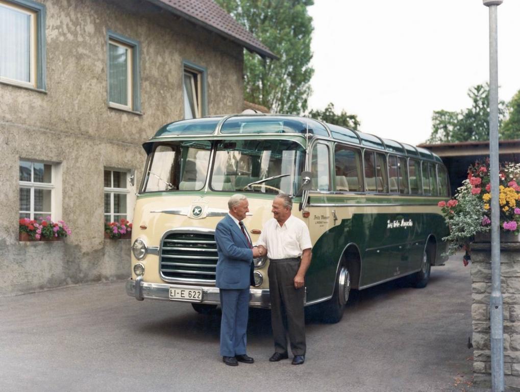 Setra S 10 und S 150 – zwei Oldtimer der Superlative