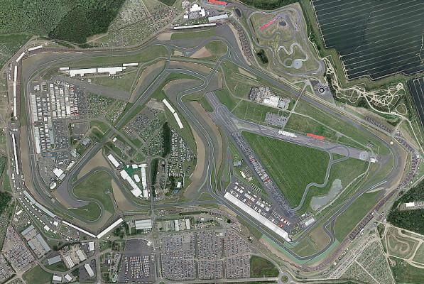 Silverstone: Strecke bis Ende März fertig: Alles verläuft nach Plan