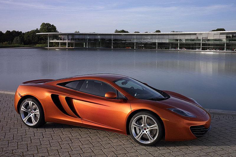 Sportwagen Grund für McLaren-Mercedes-Trennung: Verschiedene Richtungen