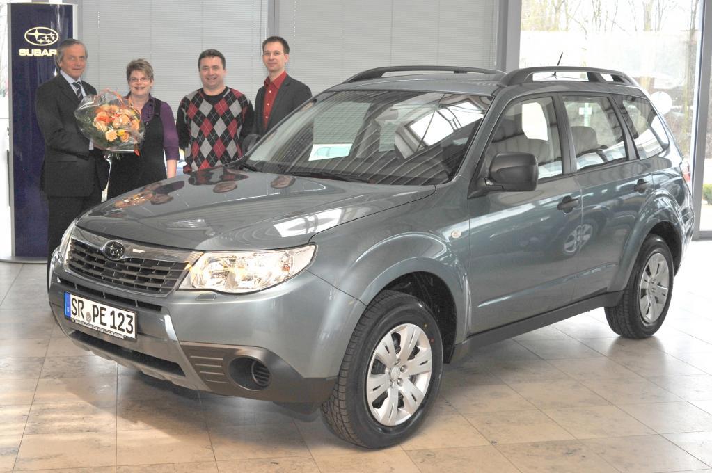Subaru - Bild