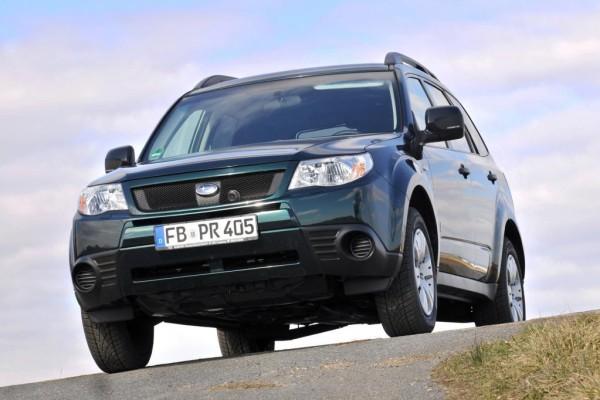 Subaru: Drei Sondermodelle zum 30. Geburtstag