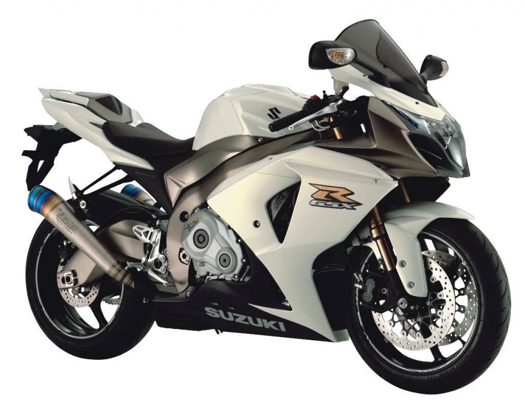 """Suzuki GSX-R 1000 """"25th Anniversary""""."""