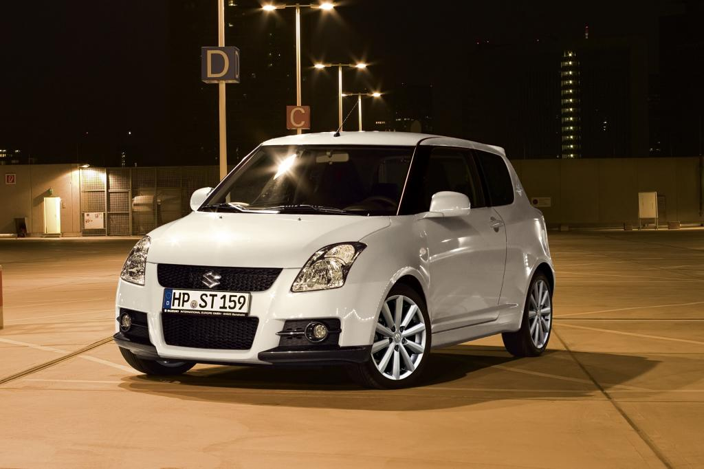 "Suzuki Swift Sport ""Rock am Ring""."