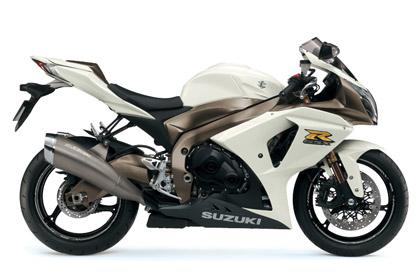 Suzuki feiert 25 Jahre GSX-R mit Sondermodell