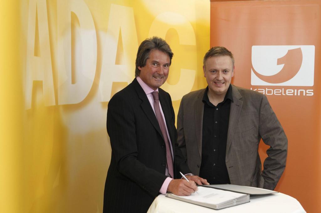 TV-Sender kabel eins überträgt ADAC GT Masters live