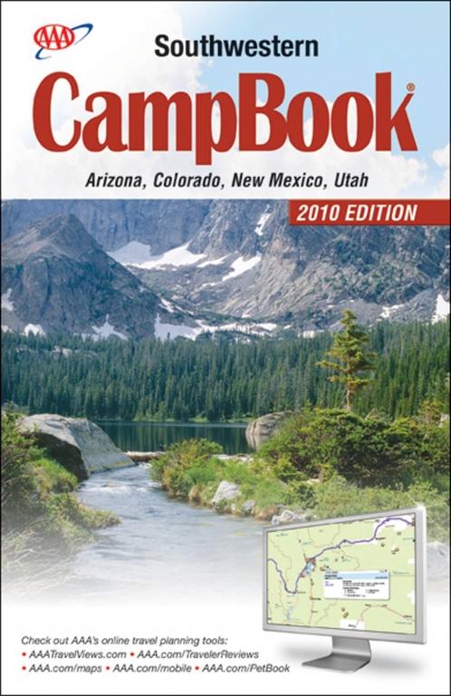 USA und Kanada hautnah erleben: AAA-Tour- und CampBooks 2010