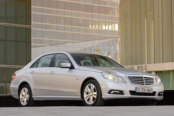 Umweltranking: Mercedes-Benz E-Klasse sauberster Diesel
