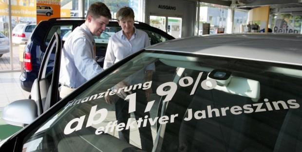 VW-Finanz-Tochter trotz Krise gewachsen